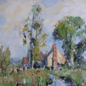 Norfolk Farm after Seago